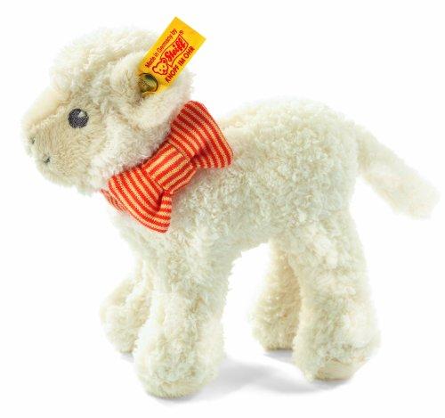 - Steiff Little Baby Lamb Linda Plush