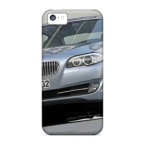 SuperMaryCases Case Cover For Iphone 5c - Retailer Packaging Bmw 5 Activehybrid 2013 Protective Case