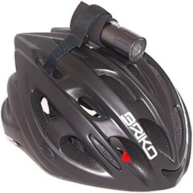 Ortec Soporte de casco bicicleta para Runde Casco Cámara Actioncam ...