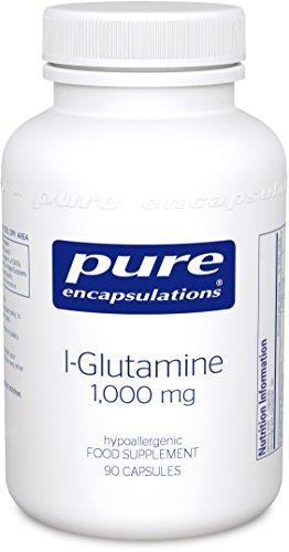 Pure Encapsulations - L-Glutamine 1,000 mg - Professional Strength...