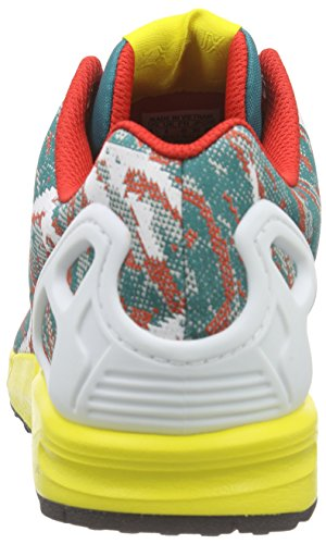 adidas Original ZX Flux Weave Mens Sneakers / Shoes Green cheap sale outlet store nicekicks cheap online big sale for sale dXUzRuXz1