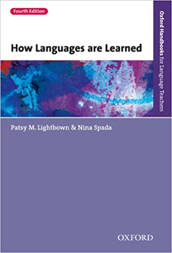 How languages are learned 4th edition oxford handbooks for how languages are learned 4th edition oxford handbooks for language teachers 4th edition kindle edition fandeluxe Images
