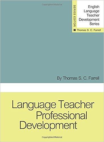 Buy Language Teacher Professional Development (English