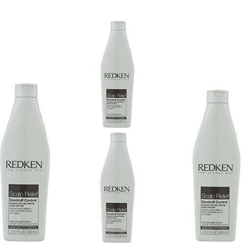 Scalp Relief Dandruff Redken Control (Redken Scalp Relief Dandruff Control Shampoo10.1oz 4)