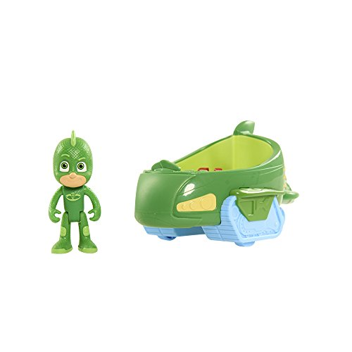 Just Play Pj Masks Vehicle Gekko And Gekko Mobile