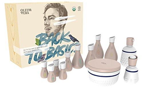Blanc ol/éum Vera do-it-yourself Bio de soins pour homme