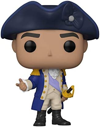 Funko Pop! Movies: Hamilton - George Washington