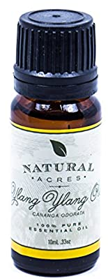 Ylang Ylang Essential Oil - 100% Pure Therapeutic Grade Ylang Ylang Oil by Natural Acres - 10ml by Natural Acres