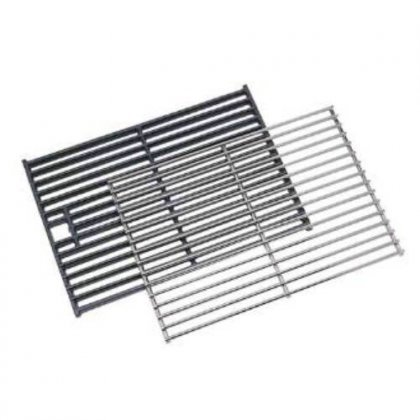 FireMagic 3543-S-3 Regal I Stainless Steel Rod Grid 18