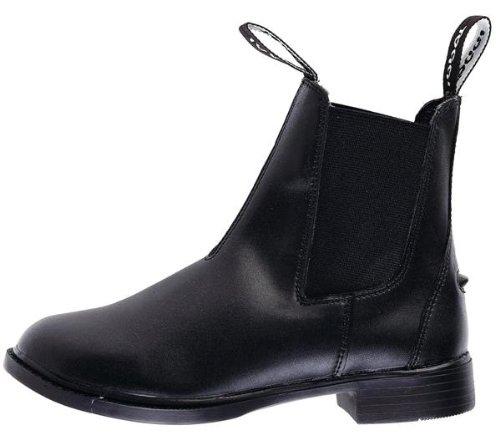 Toggi Brampton Kindes Pull auf Zugstiefelette in schwarz, Größe: 10(EU 29)
