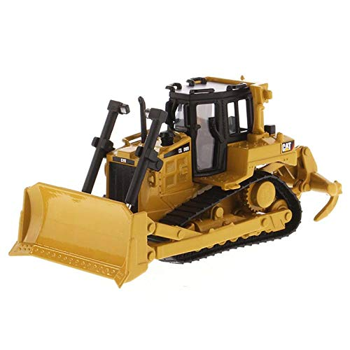 Diecast Master Cat D6R XL Track Type Bulldoza Painted 1/64 Scale Diecast Model (Die Cast Equipment)