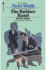 The Rubber Band (A Nero Wolfe Mystery Book 3) Kindle Edition