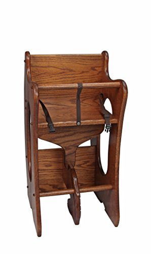 Amish Craftsman Wooden Furniture 3-in-1 Childrens High, used for sale  Delivered anywhere in USA