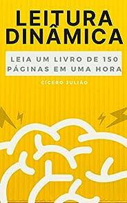 Leitura dinâmica: Leia um livro de 150 páginas em uma hora