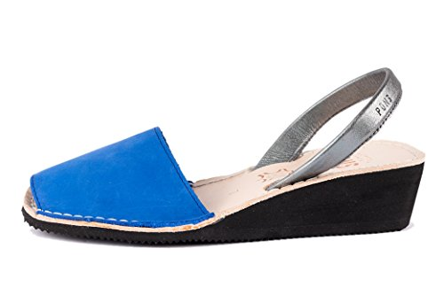 Pons 2021 - Avarca Wedge Royal Blue discount deals free shipping visa payment exclusive MN6qmCq