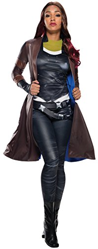 Secret Wishes Adult Guardians of The Galaxy Vol. 2 Deluxe Gamora Costume Coat