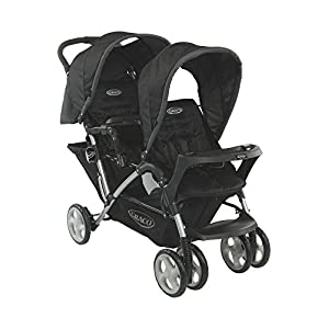 Graco Stadium Duo Double Pushchair Oxford