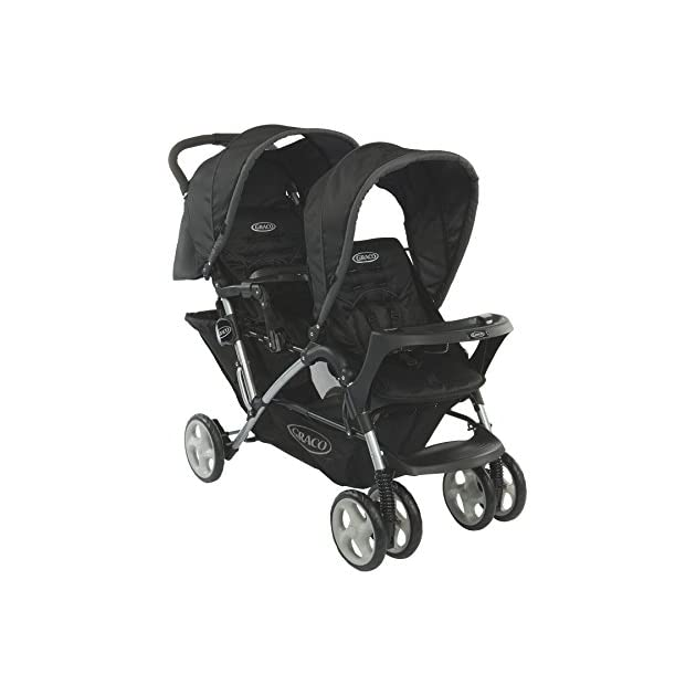graco stadium duo click connect pushchair
