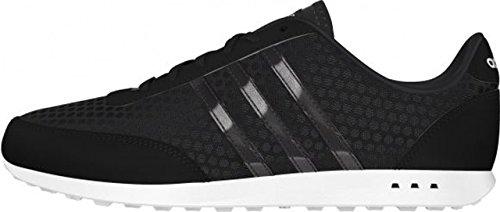 Adidas - Style Racer W - Color: Bianco-Nero - Size: 41.3EU