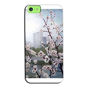 New Style Durable For Iphone 5c Protective Hard Case White 4uLfoMG