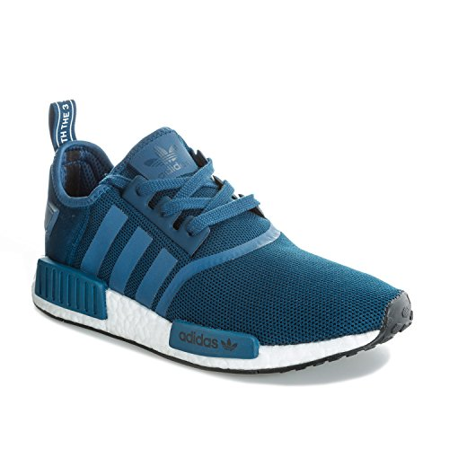 adidas Mens Originals NMD_R1 Trainer in Night Blue free shipping from china 100% guaranteed online outlet best r9LMF