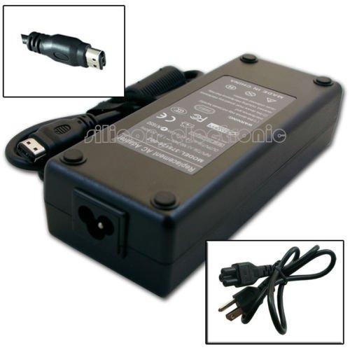 (120W AC Adapter Power Supply for HP Pavilion ZV6100 ZV6200 394903-001 HSTNN-HA01)