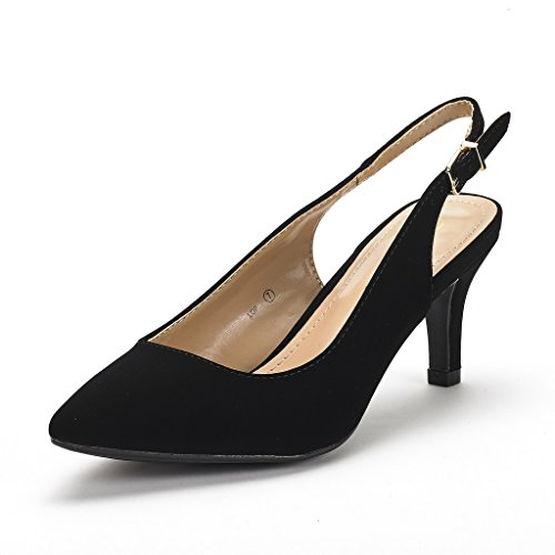 DREAM-PAIRS-Womens-Lop-Low-Heel-Pump-Shoes