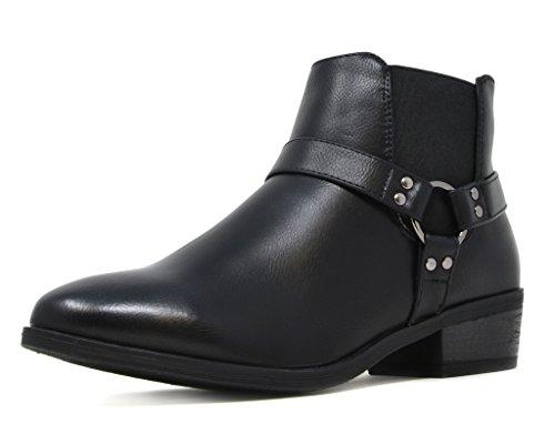 Heel Rubber Boots - 4
