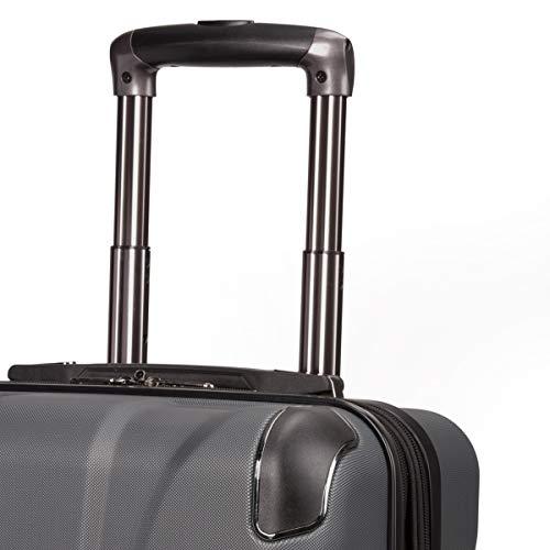 "1420e82c4076 Swissgear 19"" Expandable Hardside Spinner Luggage. Sleek ..."