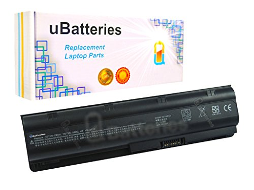 UBatteries Replacement Laptop Battery HP Compaq 593553-00...