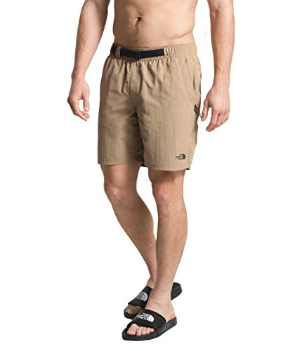 The North Face Men's Class V Belted Trunk, Twill Beige, Size Medium/Short