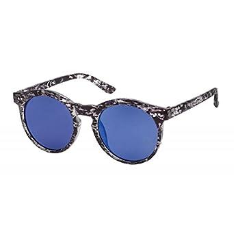 Chic-Net Gafas de sol Gafas de Panto Ronda 400 UV Web ojo de ...