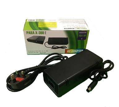 Xbox360-E replacement power supply unit. Xbox360-E repair.: Amazon ...