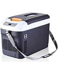 CIEND Portable 25L Mini Fridge Cooler and Warmer for Home ,Office, Car or Boat AC & DC (Gray)
