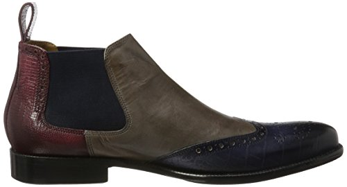 Navy 3 Burgundy Ven 11 Navy lizz 2 Homme Venice Mehrfarbig Elast Croco Hamilton Erol Chelsea 1 amp; Big Hrs Melvin Ven Bottes Stone q1xwUH6UP