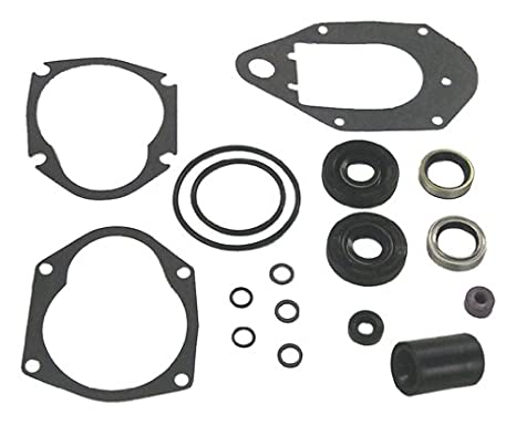 Amazon Com Sierra International 18 2635 Lower Unit Seal Kit Automotive