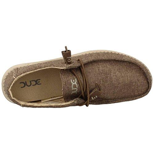 Zapatos Marr�n DUDE E HEY modelo Zapatos marr�n LAST Para HEY Hombre DUDE marca Brown hombre color para 03 U7OAwqxarU