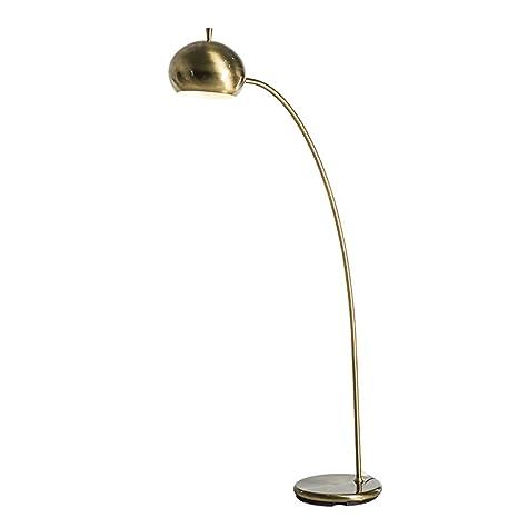 LIYONG Lámpara de pie lámpara de mesa vertical Estudio americano ...