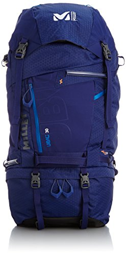 5f0d0b7205 Millet, Zaino da montagna Ubic 30, Blu (Ultra Blue), Taglia unica