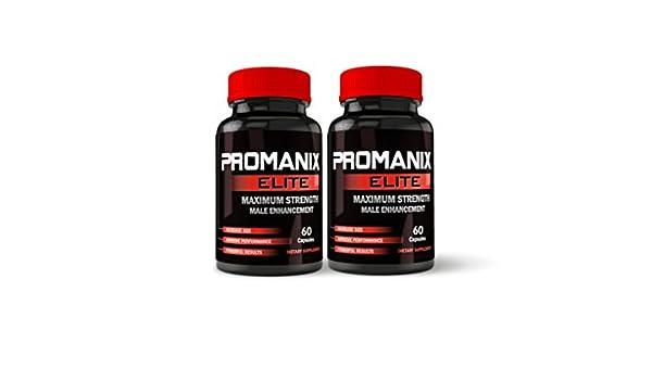 Amazon Com Promanix Elite Male Enhancement Pills 2 Month Supply