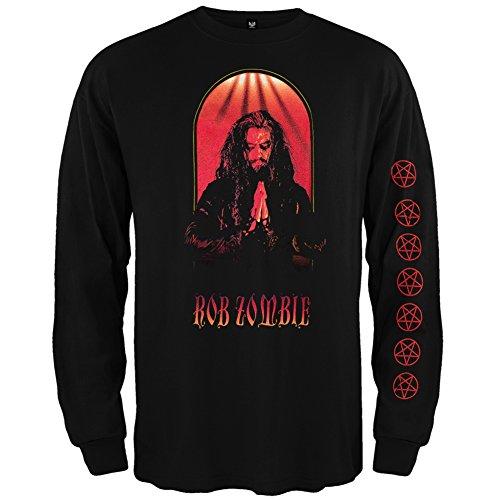 Zombie T-Shirts Band - 1