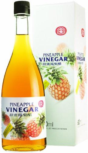 21.12oz Pineapple Vinegar by Shih Chuan Taiwan (One Box) by Shih Chuan (Image #1)'