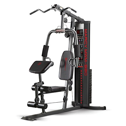 Marcy 150-lb. Multifunctional Home Gym Station MWM-990