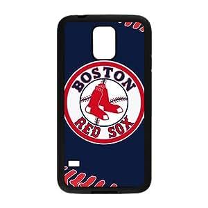 HGKDL Boston Red Sox Fashion Comstom Plastic case cover For Samsung Galaxy S5