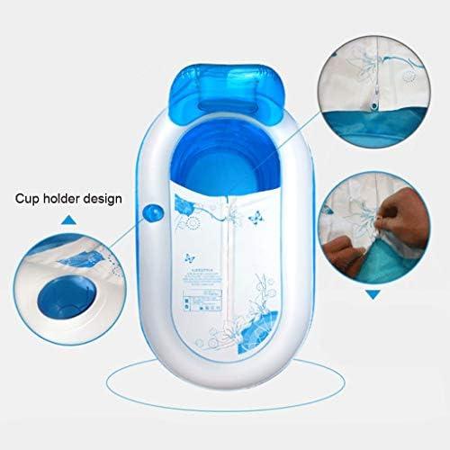 Amazon.com: Bañera hinchable para adultos con bomba de aire ...