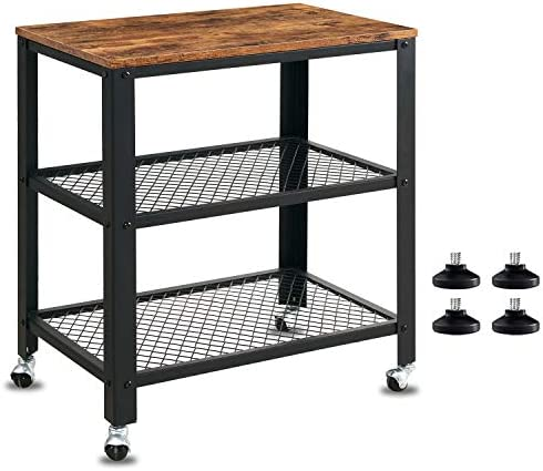 VINEXT 3-Tier Kitchen Serving Cart