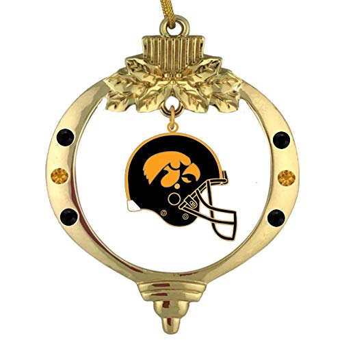 Final Touch Gifts University of Iowa Christmas Ornament (University Iowa Ornaments Christmas Of)