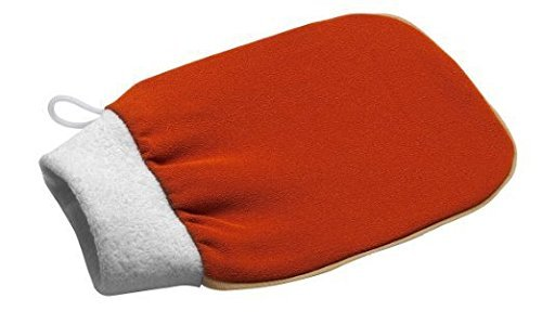 Carbon Beauty Deep Exfoliating Hammam Glove / Bath Glove