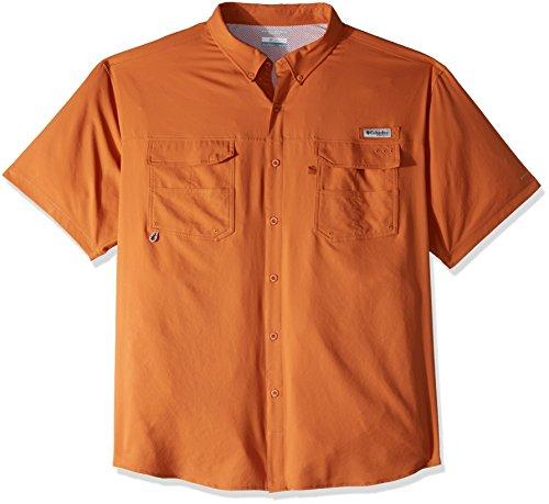 Columbia Mens Blood & Guts III Big & Tall Short Sleeve Woven Shirt