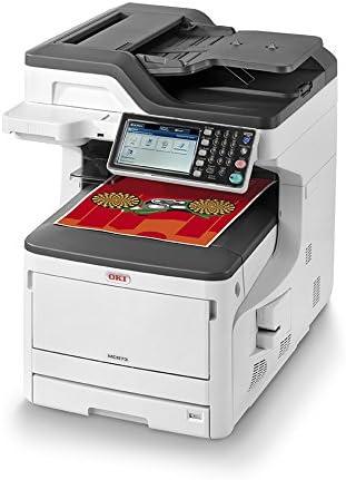 Impresora Multifunción Láser Color A3 Oki C873dn Oficina Y Papelería Com Impresoras Multifunción